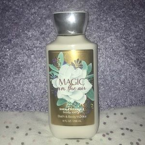 magic in the air body lotion by bath&body works